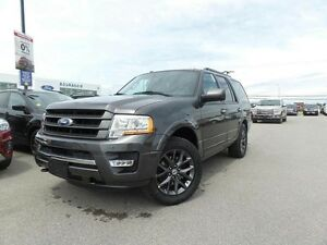 2017 Ford Expedition LIMITED 3.5L V6 301A