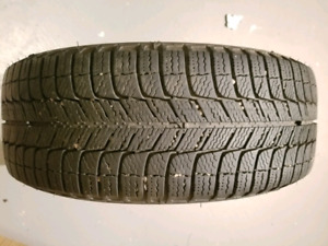 4 Michelin Winter tires with 80% tread