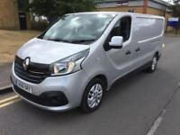 2016 Renault Trafic 1.6 dCi Energy LL29 Sport Low Roof Van 5dr Manual Panel Van