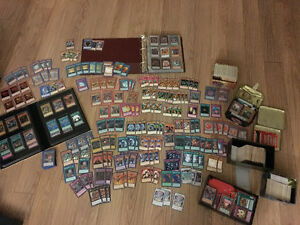 YUGIOH CARD COLLECTION
