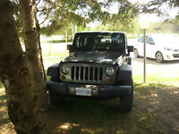 2010 Jeep Wrangler Mountain Edition - Dual Tops - Tow Package