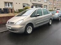 Citroen Xsara Picasso 2.0HDI Exclusive MOT OCT 16