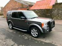 2008 Land Rover Discovery 3 2.7 TD V6 HSE 5dr