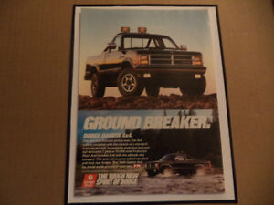 OLD PICKUP CLASSIC CAR ADS man cave Windsor Region Ontario image 5