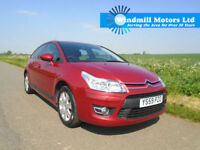 2010 CITROEN C4 1.6 HDI 16v VTR+ EGS AUTOMATIC 5DR - ECONOMICAL - £30 TAX