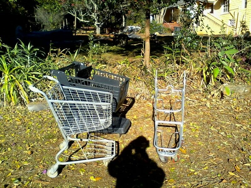 Used shopping trolleys for sale
