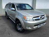 2006 Toyota Hi-Lux 2.5D-4D Invincible **1 Owner**Rear Canopy** 4x4