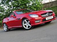 2014 Mercedes-Benz SLK 1.8 SLK200 BlueEFFICIENCY AMG Sport 7G-Tronic Plus