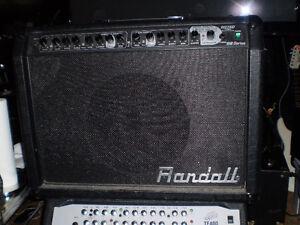 RANDALL RG75D GUITAR AMPLIFIER $200