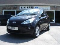 2010 Ford Ka 1.3TDCi Titanium 3d **£20 Tax**
