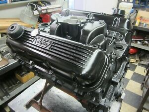 Big Block Chevy 496 Chevrolet stroker
