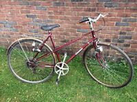 Ladies elswick bike