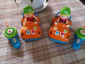 Vtech remote control learning cars Peterborough Peterborough Area image 1