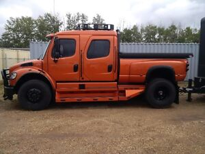 2010 SPORT CHASSIS M2 FREIGHTLINER