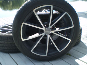 AUDI A5/S5 18 inch Rims and Tires