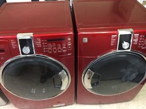 KENMORE AST STEAM Laveuse Sécheuse Frontale Washer Dryer