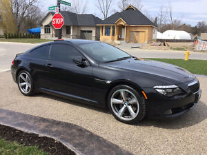 2010 BMW 6-Series 650i Coupe (2 door)