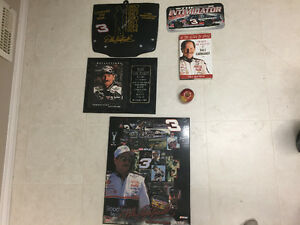 NASCAR Dale Earnhardt Memorabilia and collectables