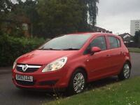 2007 Vauxhall Corsa 1.2 i 16v + NEW SHAPE + 1.2 CHEAP TO RUN AND INSURE