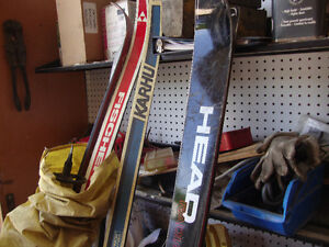 cross country skis and boots Windsor Region Ontario image 2