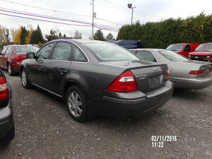 Ford Five Hundred 2006 SPÉCIAL DES FÊTES!!