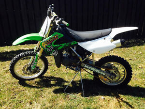 Summer toy ready to ride!! 2008 KX 85