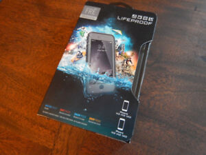 Lifeproof Iphone 6 case new in box  - unused