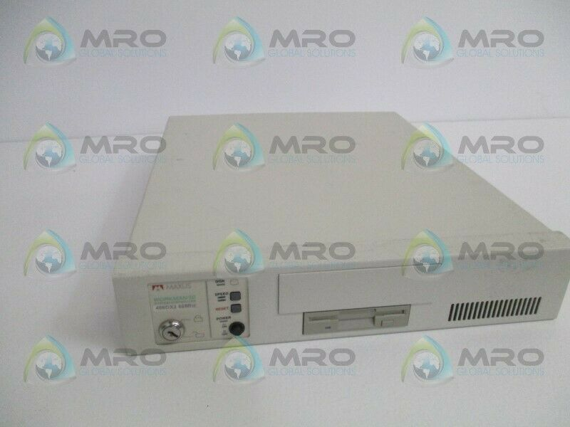 MAXUS 486DX2 66Mhz WORKMAN/50 SYSTEM CONTROLLER (NO KEY) *USED*