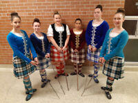 Highland dance Spring 2021 registration Guelph