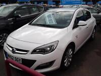 2012 VAUXHALL ASTRA 2.0 CDTi 16V ecoFLEX Elite [165] FULL LEATHER+SAT NAV