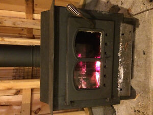 Good Wood Stove 100$