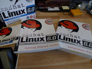RED HAT LINUX 6.0 OPERATING SYSTEM