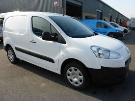 2015 Peugeot Partner 1.6 HDi Professional L1 92PS 850, VERY LOW MILES!