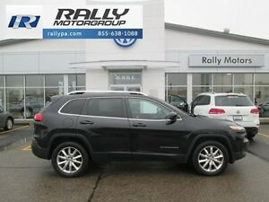 2014 Jeep Cherokee Limited   - Low Mileage -