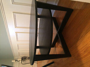 Gently used ikea coffee table