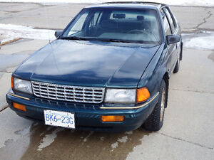1994 Plymouth Acclaim Sedan