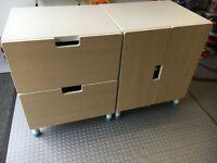 Ikea cabinets Stuva