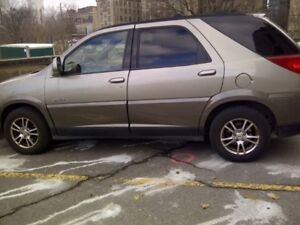 2002 Buick Rendezvous CXL SUV, Crossover