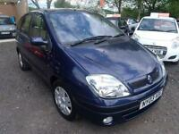 2003 Renault Megane Scenic 1.9 dCi Expression 5dr 5 door MPV