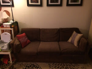 Free Pull Out Couch and Office Chair