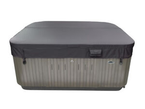 Jacuzzi Hot Tubs Whitby- Prolast Extreme cover grey J-335-345