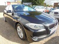 2012 12 BMW 5 SERIES 2.0 520D SE 4D 181 BHP DIESEL
