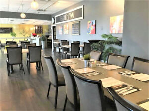 Gorgeous Restaurant For Sale in Prime Vaughan Location