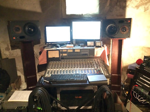 Temporary Space for Music Studio - Guelph or surrounding area
