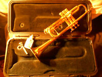 Bach trumpet in need of repair