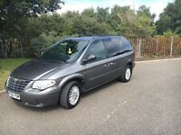 2007/56 Chrysler voyager 2.8 CRD auto 7 seats good miles