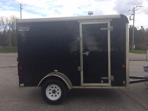 2014 Car Mate HIGH END 6x10 Cargo Enclosed Trailer $5K NEW