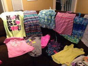 Girls tank tops & t-shirts -size 14/16 Kingston Kingston Area image 2