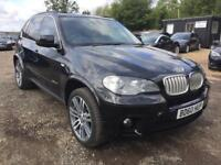 2010 BMW X5 3.0 40d M Sport SUV 5dr Diesel Automatic xDrive (198 g/km, 306