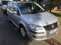 Vw touran 2.0 tdi 7 seater 2009